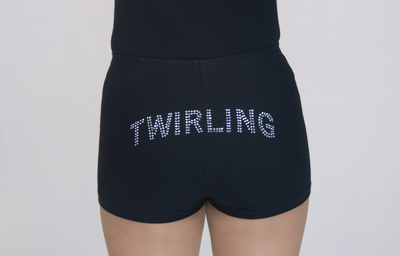 TWIRLING SHORTS
